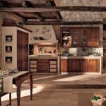 кухня с декором идеи дизайн