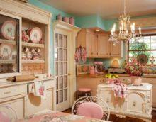 кухня с декором идеи дизайна