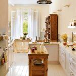 оформление окна на кухне дизайн идеи