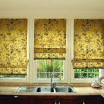 оформление окна на кухне фото идеи