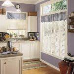 оформление окна на кухне интерьер