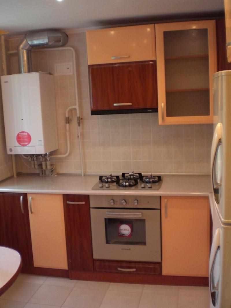 картинки кухни с колонкой парные