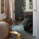 идея светлого стиля спальни 15 кв.м фото