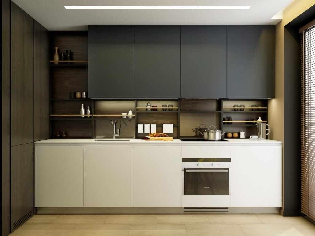пример красивого интерьера кухни