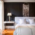 пример необычного интерьера спальной комнаты в хрущевке фото