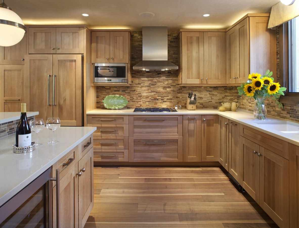 картинки кухни под дерево фото предметы изменят