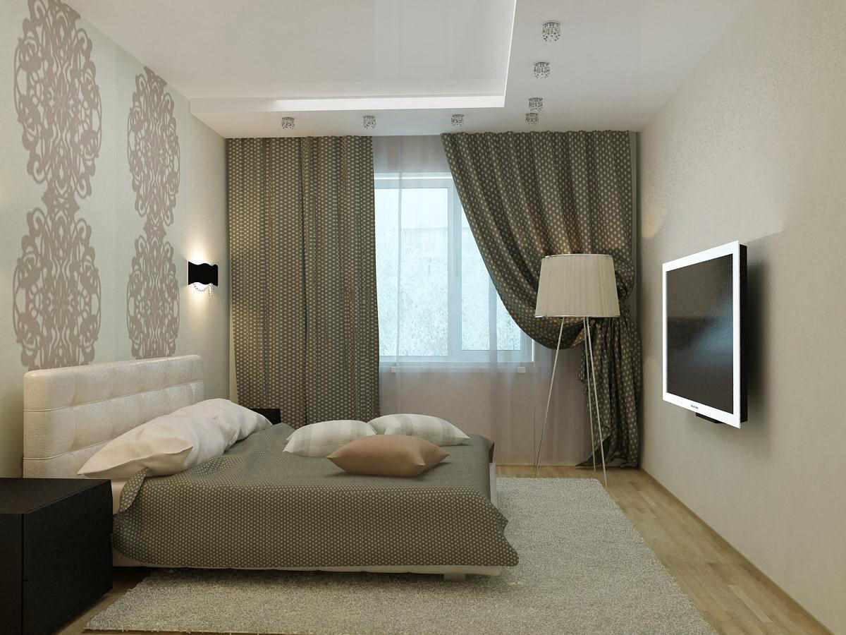 эректильной бюджетный дизайн спальни фото серябкина говорит