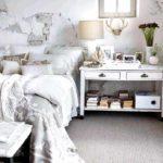 вариант красивого дизайна спальной комнаты фото
