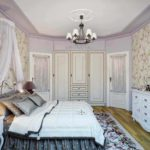 идея красивого стиля прованс в гостиной картинка
