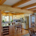 пример яркого стиля кухни фото