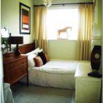 идея необычного интерьера спальной комнаты картинка