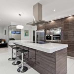 идея красивого дизайна кухни фото