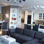 идея красивого стиля гостиной комнаты 25 кв.м картинка