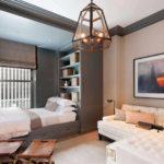 идея яркого стиля гостиной комнаты 16 кв.м фото