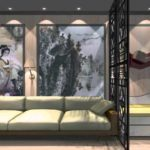 пример необычного дизайна гостиной комнаты 16 кв.м фото