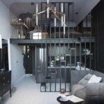 пример светлого стиля гостиной комнаты 16 кв.м картинка
