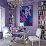 пример светлого дизайна гостиной комнаты 2018 фото