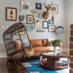 пример яркого дизайна гостиной комнаты 16 кв.м фото