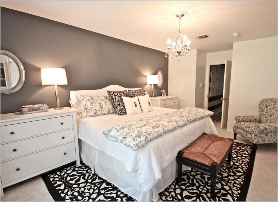 освещение в дизайне спальни
