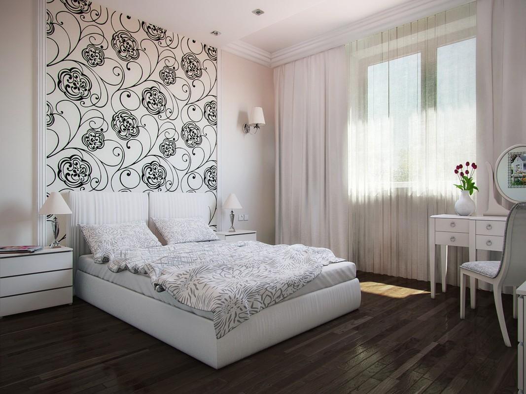 дизайн спальни 11 кв м
