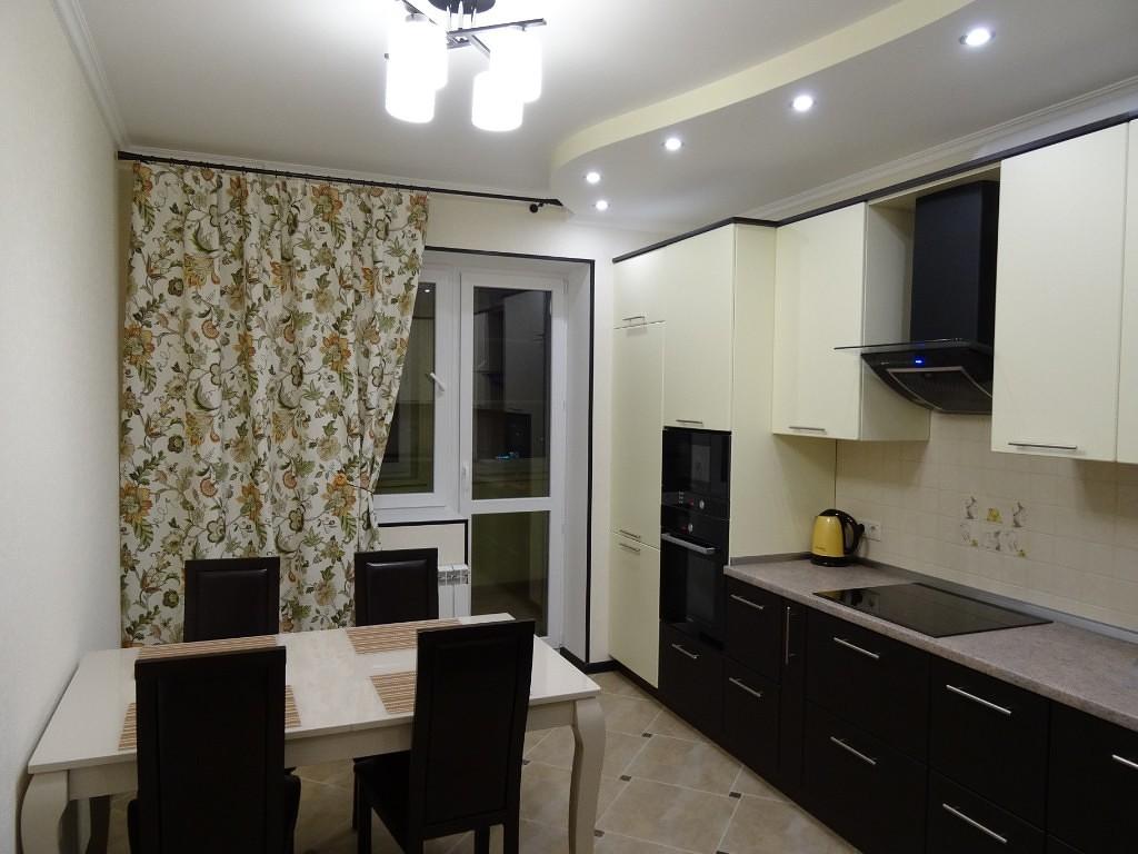 Красивый ремонт кухни в обычной квартире фото