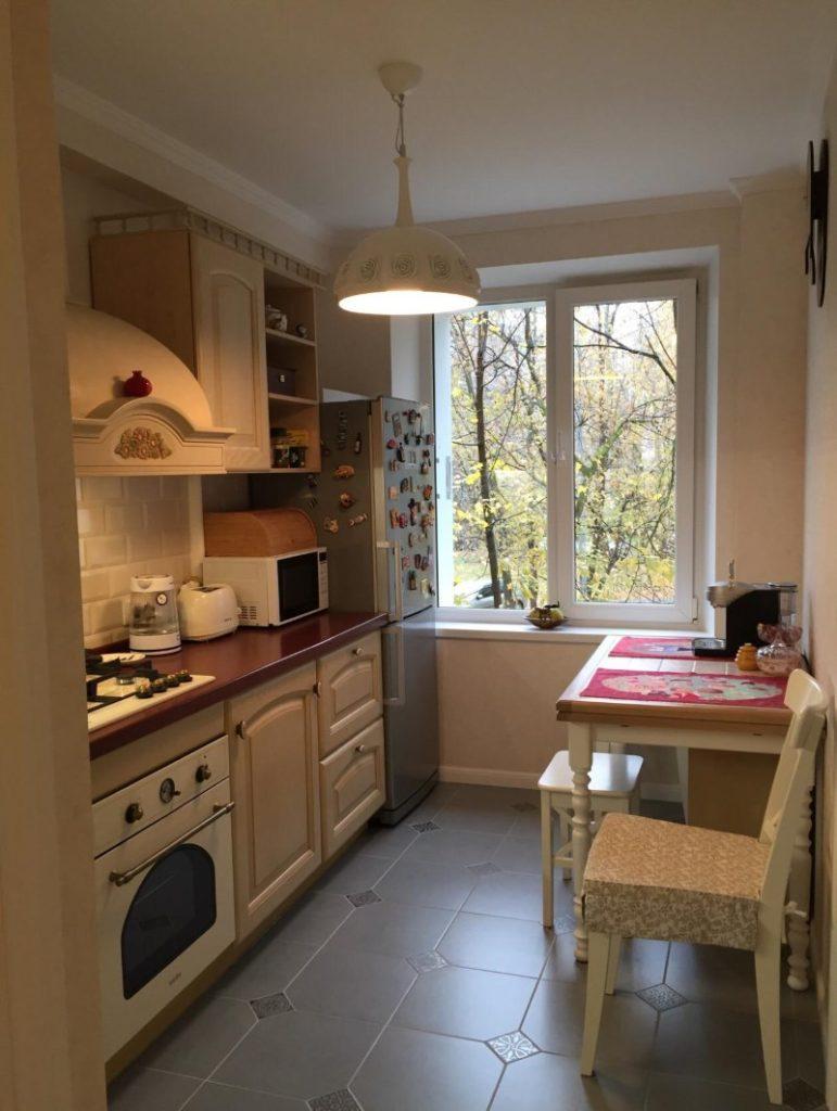 Освещение кухни в панельной хрущевке