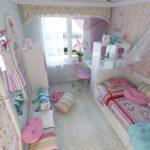 Небольшая комната для любимой дочери