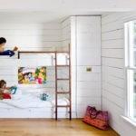 Белая мебель в интерьере детской