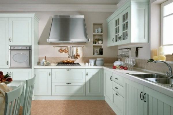 Дизайн современной кухни прованс