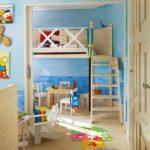 Коврик из цифр в детской комнате