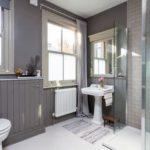 Убранство ванной в сельском доме