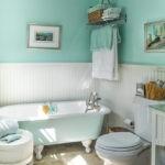 Комфортная ванная в стиле прованс