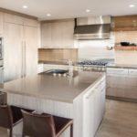 Встроенная бытовая техника в дизайне кухни