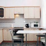 Фото интерьера кухни реальной квартиры