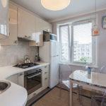 Кухонные стулья с прозрачными спинками