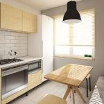 Интерьер кухни в стиле минимализма