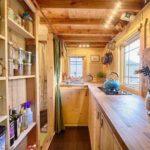 Кухня частного дома в стиле кантри