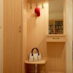 Набор корпусной мебели для современной прихожей