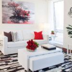 Многофункциональная мебель белого окраса