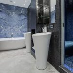 Мебель для ванной в стиле модерн