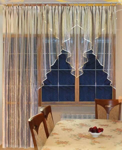 Идея оформления окна
