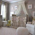 Спальня для младенца в стиле прованс