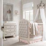 Ретро-стиль в оформлении комнаты маленькой принцессы