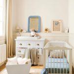 Дизайн небольшой комнаты для младенца
