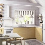 Дизайн кухни в сельском доме