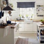 Размещение зоны для готовки в отдельном кухонном модуле
