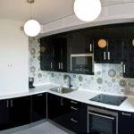 Мебель, обрамляющая воздуховод - наиболее экономичный вариант