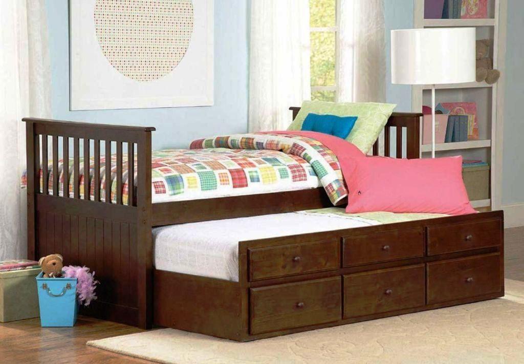 Кровать-трансформер для двоих детей