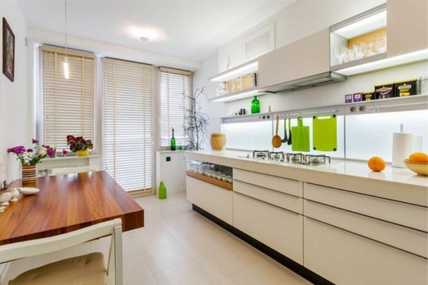 Минимализм в отделке и в мебели