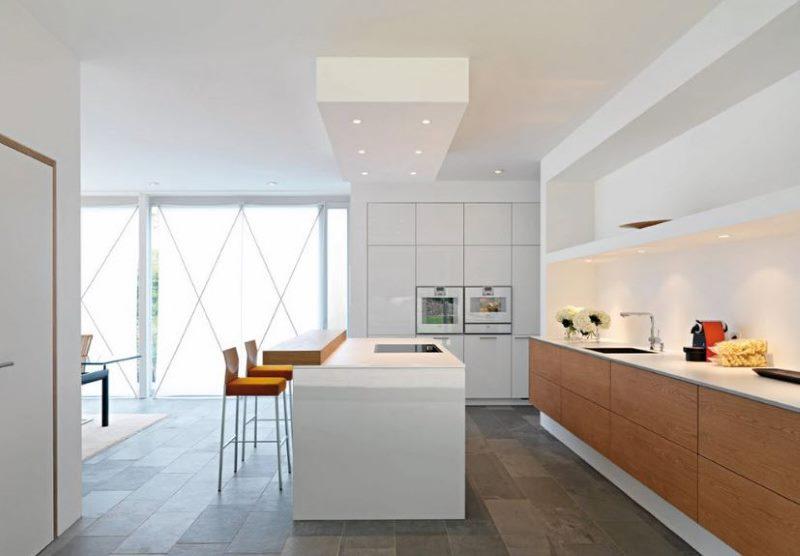 Подсветка рабочих поверхностей кухонного гарнитура